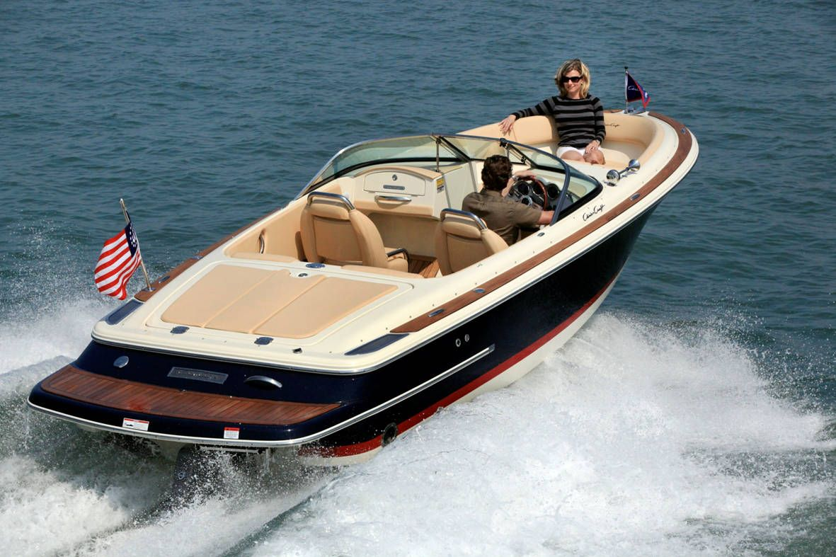 Chris Craft Launch  Heritage Edition