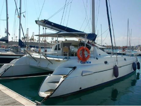 2003 Fountaine Pajot Athena 38
