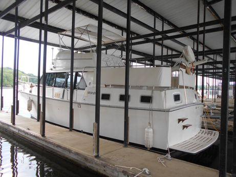 1986 Mainship 40 Double Cabin