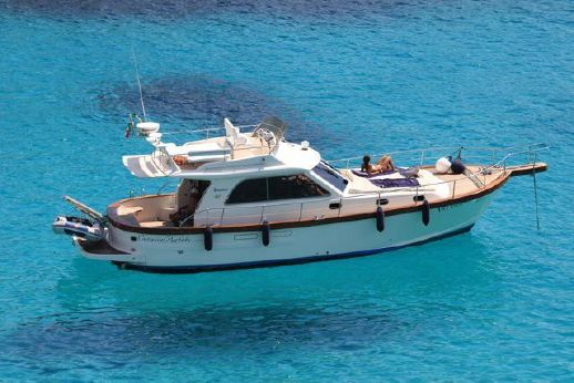 2006 Sciallino 40 Fly