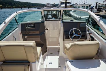 2018 Pursuit DC 235 Dual Console