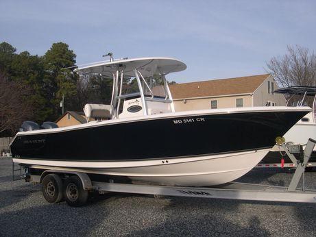 2011 Sea Hunt 25 Gamefish