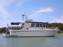 "2012 Targa 35 CFC ""the 4x4 of the sea"""