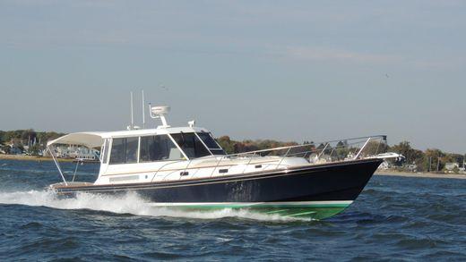 2000 Little Harbor WhisperJet 40
