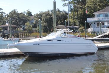 1999 Wellcraft 2600 Martinique CLEAN
