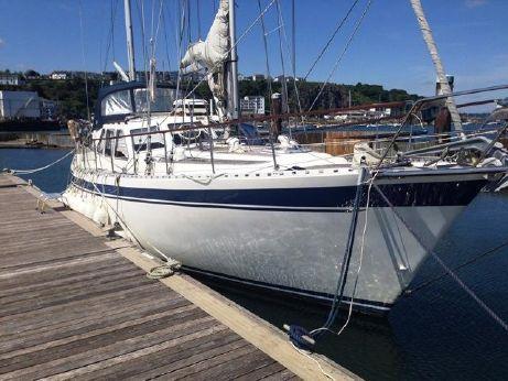 1985 Nauticat 40