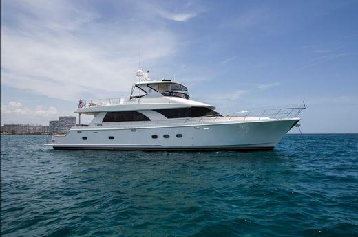 2009 Ocean Alexander 80 Cockpit Motoryacht