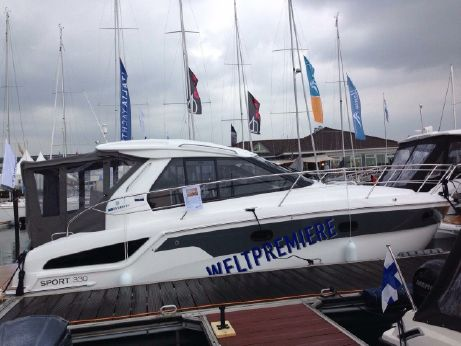 2016 Bavaria Sport 330 HT