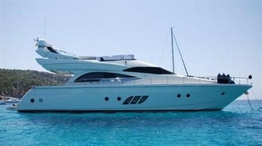 2008 Dominator Yachts DOMINATOR 620
