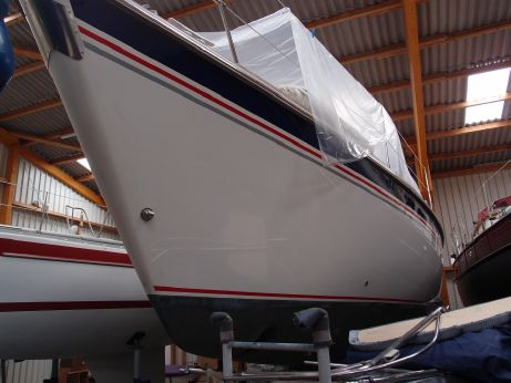 1992 Westerly Oceanlord 41