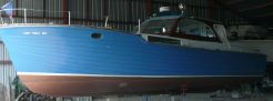 1959 Chris Craft Sea Skiff Semi Enclosed Cruiser