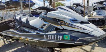 2018 Yamaha Waverunner FX Cruiser HO