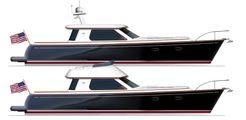 2014 Reliant 40' FlyBridge Express