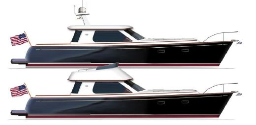 2014 Reliant 40' FlyBridge Express