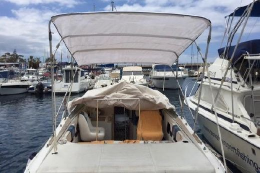 1990 Sea Ray 220 Overnighter
