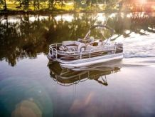 2020 Sun Tracker FISHIN' BARGE® 20 DLX