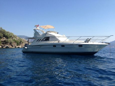 1991 Fairline Phantom 42