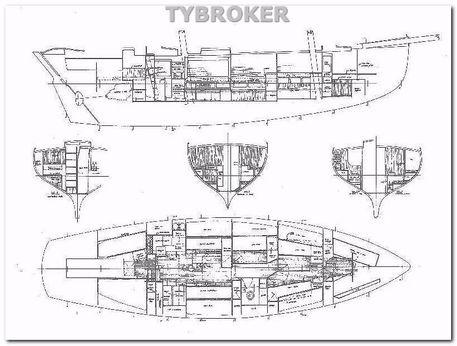 1983 Custom Sciarrelli Schooner
