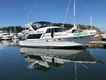 1991 Bayliner 4588 Pilothouse