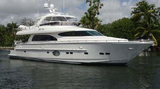 2013 Horizon Cockpit Motor Yacht