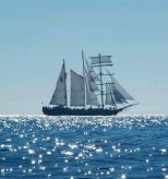 2009 Tall Ship Three Masts barquentine