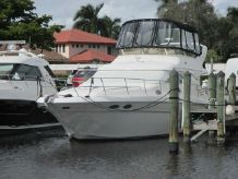1999 Sea Ray 400 Sedan Bridge