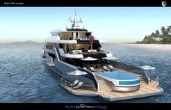 2013 Mega Yacht B 170