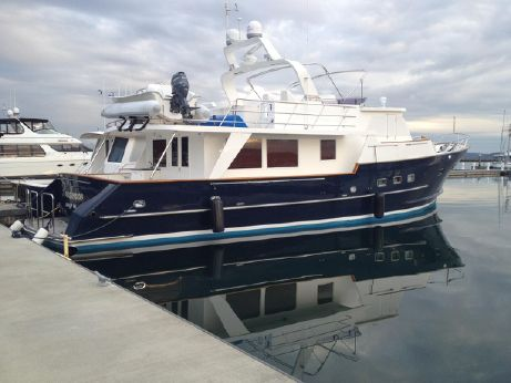 2001 Grand Alaskan Raised Pilothouse Motoryacht