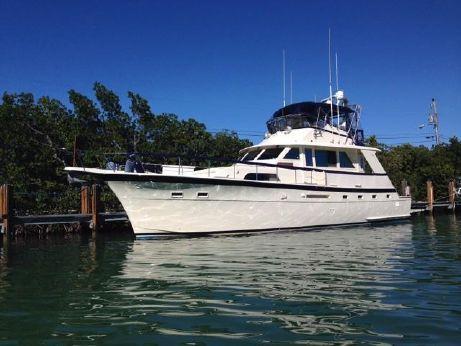 1979 Hatteras 53 Yacht Fisherman