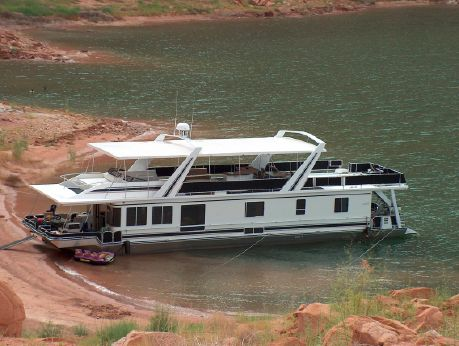 2005 Stardust Cruisers 75 x 18 1/18th Multi-Ownership Houseboat