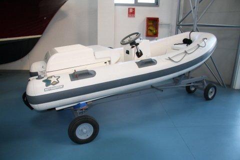 1999 Novamarine 120 XR