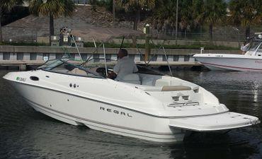 2003 Regal 2400 LSR
