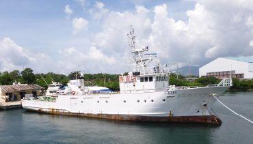 1990 Narasaki Shipbuilding Research/Explorer