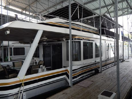 2000 Stardust Houseboat 70 x 17
