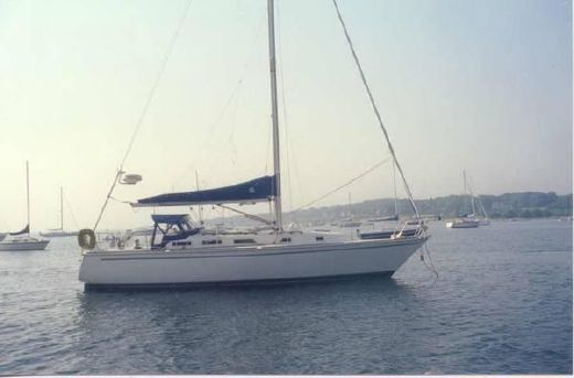 1986 Pearson 36