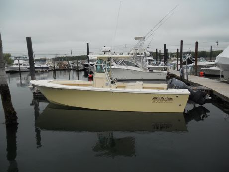 2007 Jones Brothers Cape Fisherman