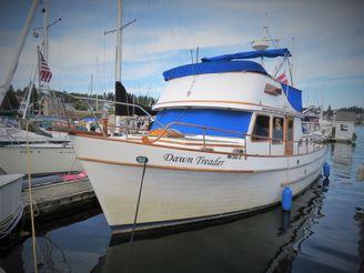 1978 Ocean Alexander Trawler