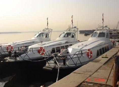 2011 Aluminum Crew Boat Abs - 30 Passenger 20Kt Service Speed