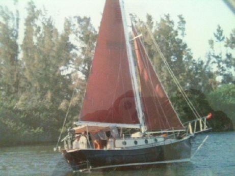 1977 Aquarius Pilot Cutter