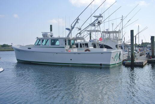 2002 Wesmac 50 Sport Fishing