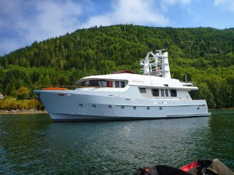 2003 Cape Scott LRC Pilothouse