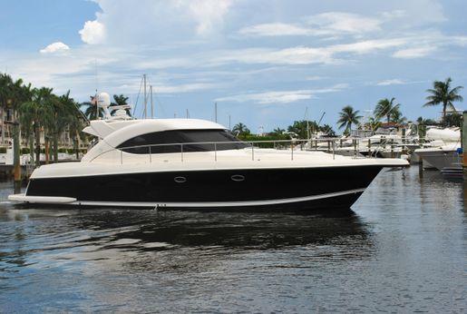2009 Riviera 4700 Sport Yacht
