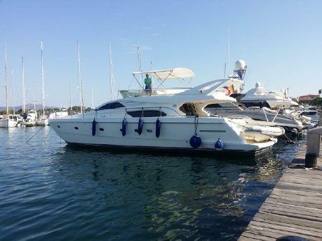 2002 Ferretti Yachts 57