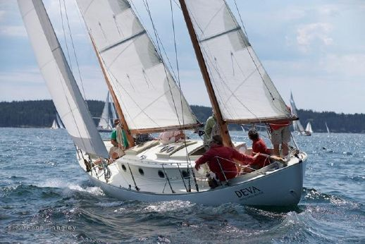 1987 Herreshoff Double-Ended Ketch