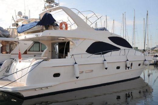 2006 Majesty Yachts 61'