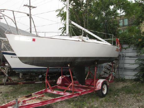 1978 J Boats J-24