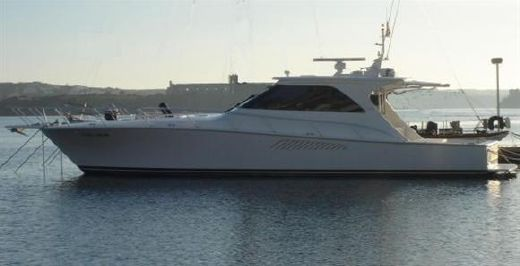 2009 Viking Yachts 52 Sport Yacht