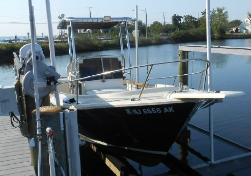 1976 Chris-Craft 22 Tournament Fisherman / Dory