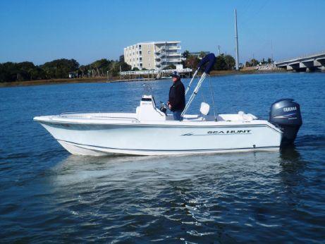 2008 Sea Hunt 196 Triton Ultra