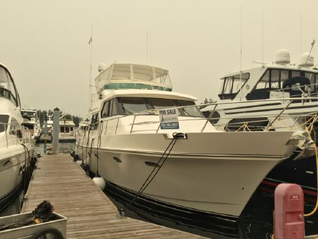2001 Symbol 58 Raised Pilothouse